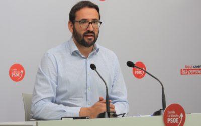 Gutiérrez rechaza la propuesta del PP de CLM: «El acceso a la Universidad no tiene que depender ni de cuentas corrientes ni de préstamos»
