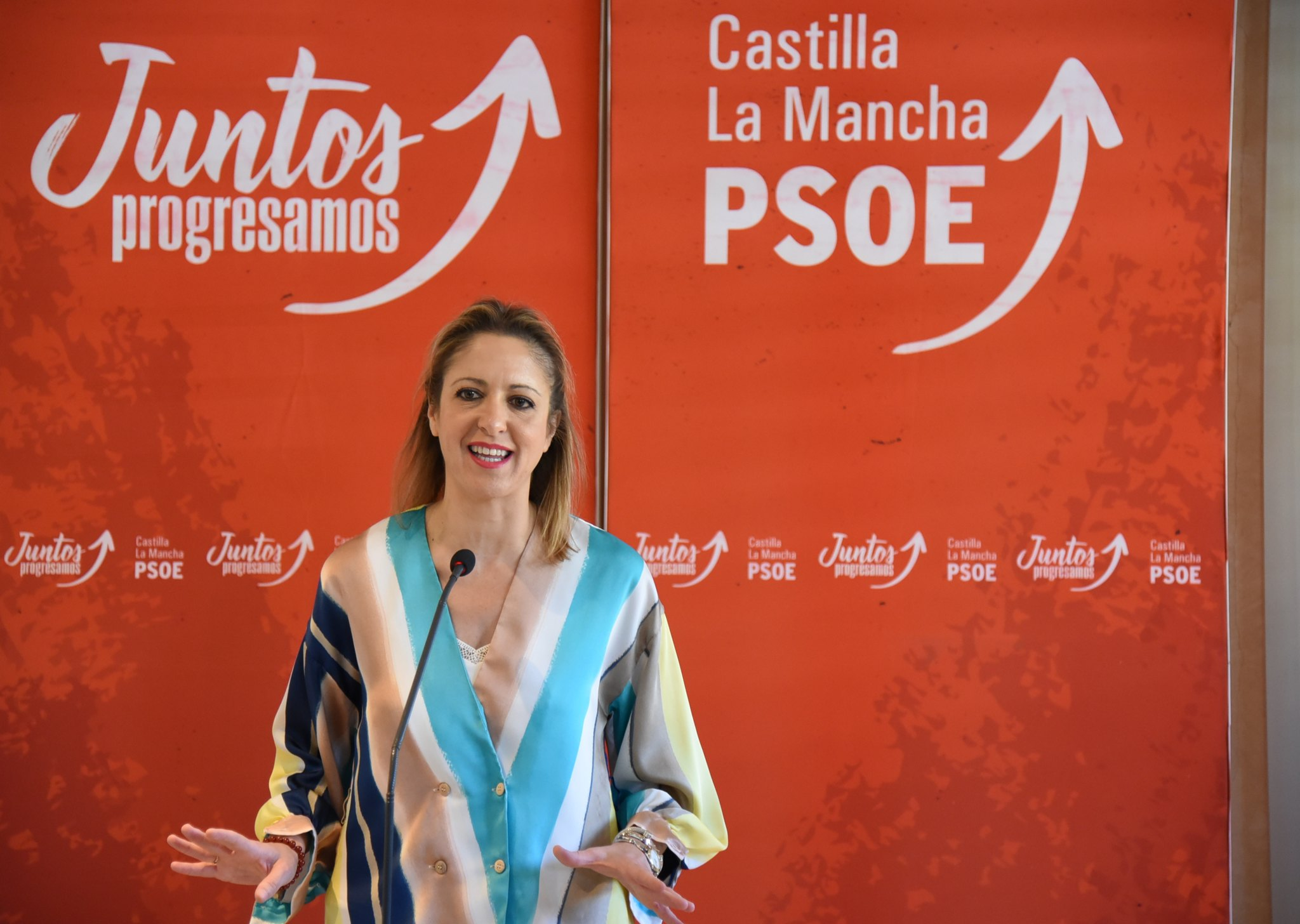 """Maestre: """"Es muy importante que, tras el próximo 10-N, haya un gobierno estable, sólido y fuerte en España»"""