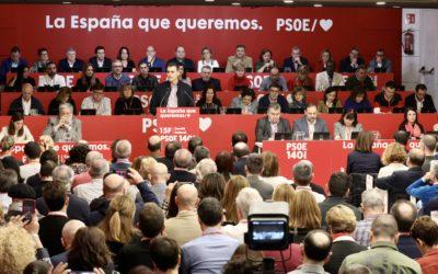 García-Page: «El PSOE representa la única manera moderada y transversal de abordar, ahora mismo, un avance en España».