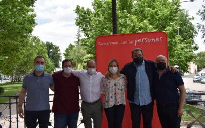 """El PSOE reivindica en Albacete """"elfirmecompromiso con las personas"""" que marca la acción de sus gobiernos"""