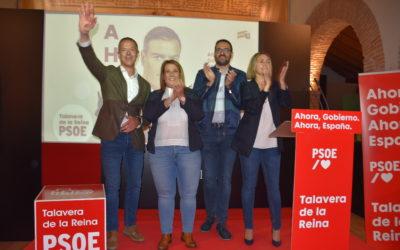 """Ander Gil: """"Talavera necesita un Gobierno aliado en España y lo necesita urgentemente"""""""