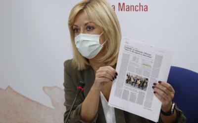 "Abengózar pide ""fuertemente"" a Núñez que su candidatura excluya a Cospedal"