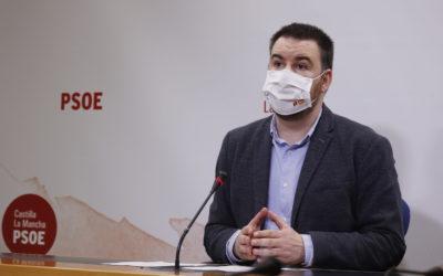 """El PSOE asegura que el paro y el riesgo de pobreza aumentaría el doble """"si Page hubiera respondido a esta crisis como respondió el PP cuando gobernó"""""""