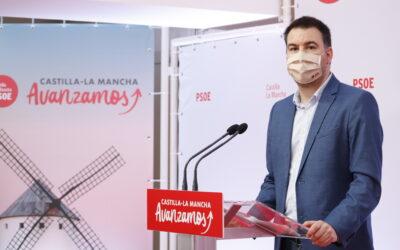"""El PSOE de CLM pide """"seriedad"""" a Núñez: """"Ni la salud ni la economía están para ocurrencias"""""""