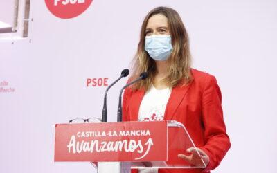 Padilla destaca el esfuerzo de toda la sociedad de CLM para levantar restricciones y critica que el PP no se alegre