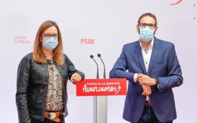 """El PSOE destaca la inversión en CLM de los PGE para 2022 con las """"personas en el centro"""""""