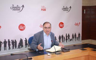 El PSOE de CLM destaca el «carácter social» del presupuesto de 2020 y critica la actitud de PP y Cs en «clave electoral»