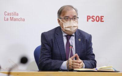 """Mora denuncia que el PP está instalado """"en la mentira"""" y destaca que la vacunación en CLM continuará en Semana Santa"""