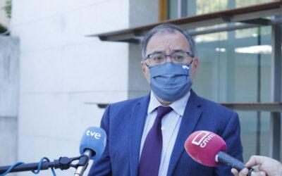 """Mora destaca el buen ritmo de vacunación en CLM, por encima de la media nacional, y lamenta que el PP quiera """"torpedear"""""""