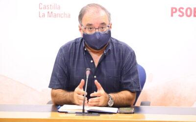 """Mora: """"El PP de CLM siempre trata de aprovecharse de las tragedias humanas para sacar rédito partidista"""""""