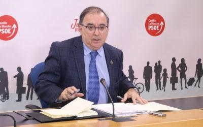 Mora: «Page marca la agenda en defensa de CLM, mientras que Núñez y Echániz avergüenzan a los castellanomanchegos»