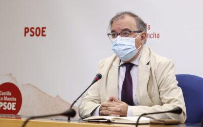 """Mora critica que los 'populares' """"trabajaron por despoblar muchas zonas rurales"""" con los recortes que aplicaron en CLM"""