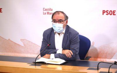 """Mora denuncia que el PP no ha apoyado """"absolutamente ninguna medida"""" del Gobierno de CLM contra la pandemia"""