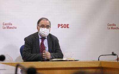 """El PSOE recalca que """"no se van a subir los impuestos"""" en CLM y defiende un modelo de financiación justo"""