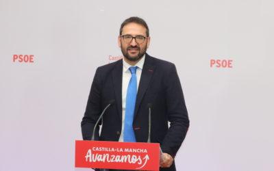 """Gutiérrez pide al PP de Paco Núñez que deje de utilizar la pandemia: """"Son más importantes las vidas que los votos"""""""
