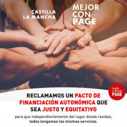 Pacto de financiación