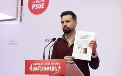 """Zamora insta a Núñez a decir """"alto y claro"""" que """"rompe"""" con Cospedal al presentar su candidatura"""