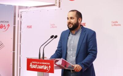 González insta al PP a aprovechar su reflexión para romper con Cospedal y empezar a hacer una oposición constructiva