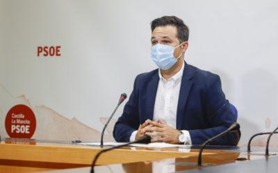 """Zamora pide al PP que """"deje de ser un obstáculo"""" para poner fin al trasvase"""