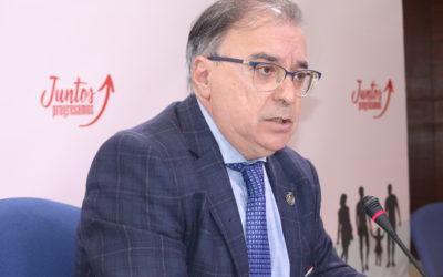 """Mora afirma que el Gobierno de CLM """"está decidido a comparecer"""" en las Cortes, pero lo prioritario es luchar contra la pandemia"""