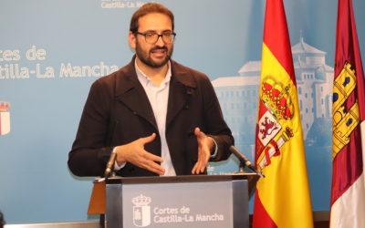 Gutiérrez: «Tenemos que lamentar que hoy la unanimidad para defender al Tajo la está impidiendo el PP y Paco Núñez»