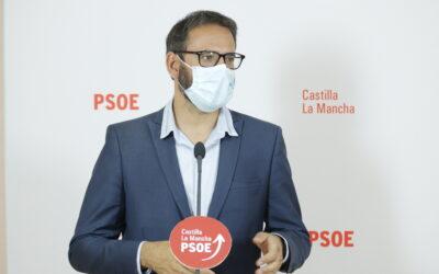"""Gutiérrez: """"Lo que ofrece Núñez es devolvernos a las etapas más sombrías de CLM, las de los recortes y las corruptelas"""""""