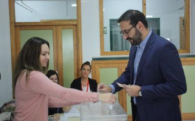 Gutiérrez anima a votar este 10-N y espera que se pueda ejercer con normalidad el derecho al voto en toda España
