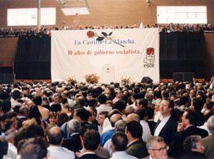 Comienza el cambio tranquilo (julio de 2000)