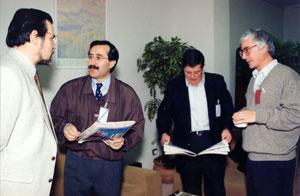 La Conferencia Política (julio de 2001)